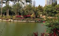 廣州珠江公園在哪里 有什么好玩的