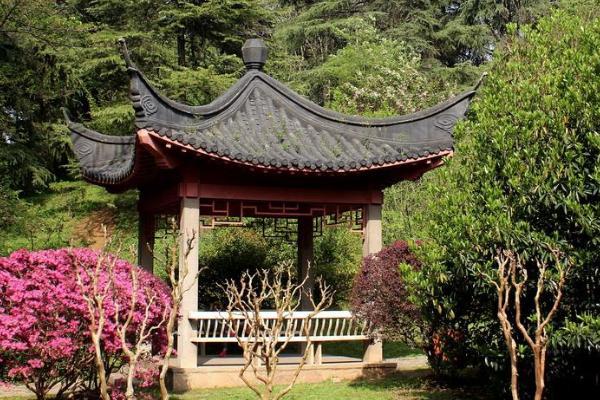 南京古林公園要門票嗎 有哪些景點