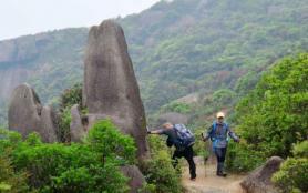 廣州徒步登山好去處 廣州徒步一日游最佳路線圖