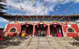 2021年3月20日起泰山碧霞祠、普照寺及王母池恢復開放