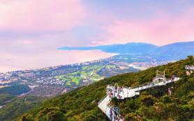 春季三亞旅游攻略 2021三亞自由行路線