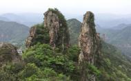 仙華山風景區景點介紹-有什么好玩的