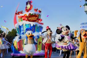 2021上海迪士尼5周年活動介紹-拍照地點推薦
