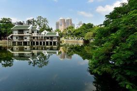 2021年4月12日起厦门中山公园实行预约入园-开放时间
