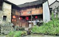 嵩溪古村落的主要景點-門票是多少