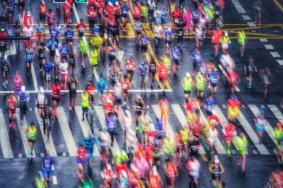 2021上海静安女子半程马拉松比赛时间 上海半程马拉松路线图及交通管制