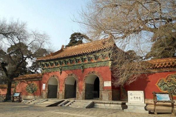 2021沈陽東陵公園門票多少錢一張-景點介紹