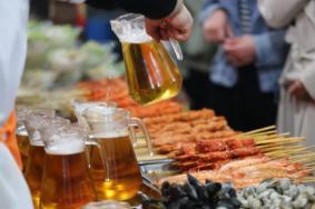 青島吃海鮮喝啤酒去哪里