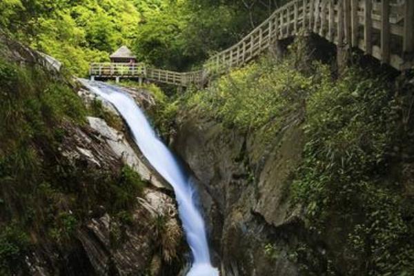 岳西天峽風景區怎么樣-好玩嗎