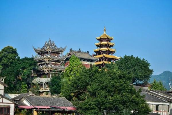 2021年五一重慶A級景區免費名單