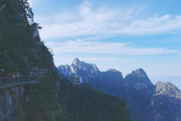 2021大明山風景區在哪里 門票多少錢