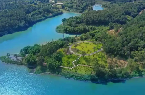 永安湖城市森林公园在哪里怎么去