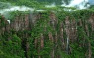 新乡万仙山旅游景区在哪-怎么去