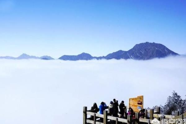 自驾西岭雪山必去的景点