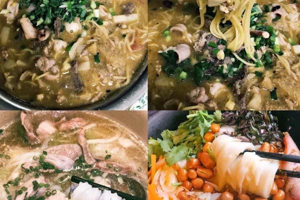 广西美食-嗦粉指南 螺蛳粉好吃吗