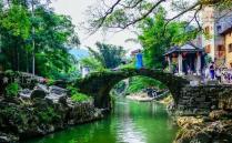 2021黄姚古镇带龙桥介绍 带龙桥在哪里