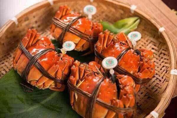 陽澄湖大閘蟹幾月份最好吃 多少錢一只