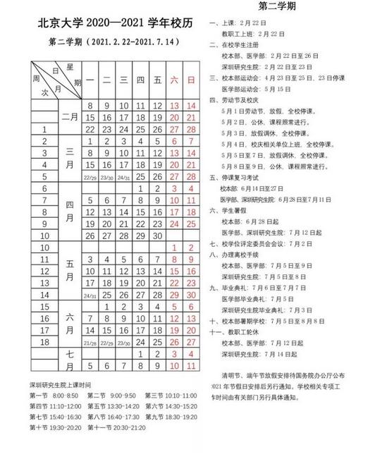 北京大学现在可以进去参观吗2021 北京大学暑假时间
