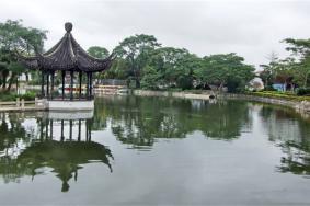 2021沿淮风光带在哪交通及景区介绍