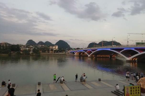 8月桂林自驾游出行建议