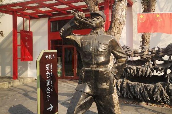 8月徐州受疫情影响卧龙泉博物生态园暂时闭园