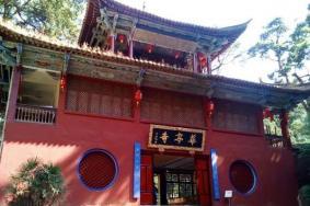 2021昆明華亭寺地址及簡介