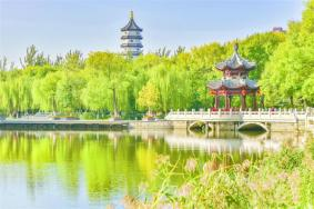 2021天津北宁公园开放时间历史简介地址及景区介绍