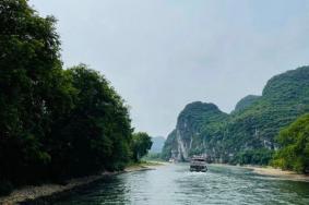 桂林热门景点游玩攻略