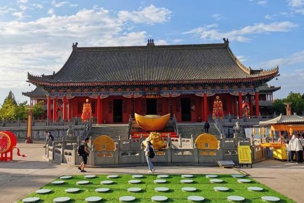 2021西安趙公明文化景區在哪及門票