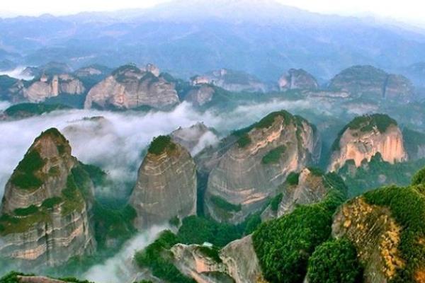 广州周边自驾游最佳路线推荐