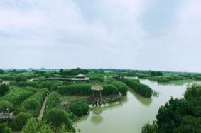 2021德清下渚湖国家湿地公园门票