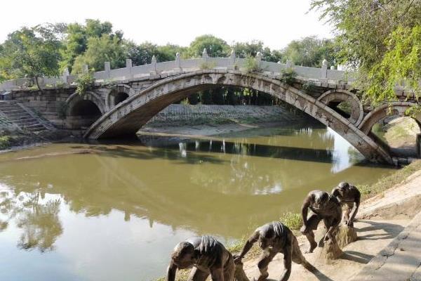 2021邯郸弘济桥位于哪里门票及攻略