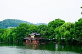 2021西湖苏堤春晓景色介绍 欣赏苏堤春晓的最佳时间