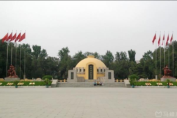 2021邯郸晋冀鲁豫烈士陵园地址及简介