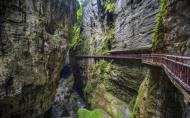 重庆武陵山大裂谷景区旅游攻略