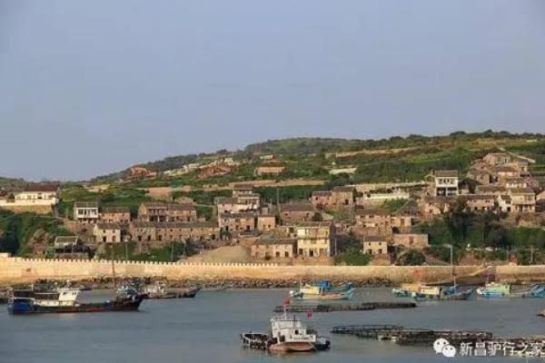 温州北麂岛旅游攻略