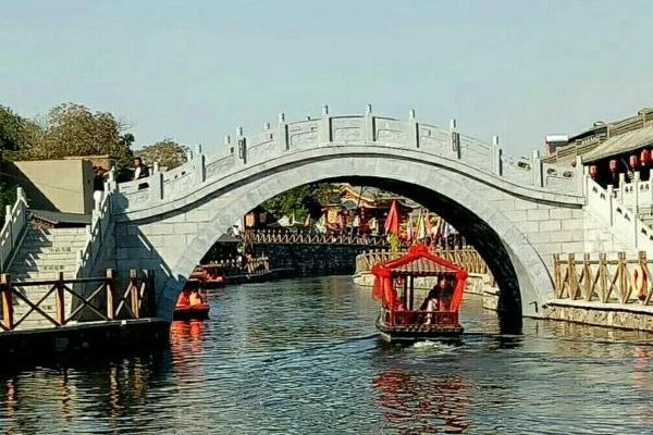 2021邯郸响堂水镇在哪里及简介