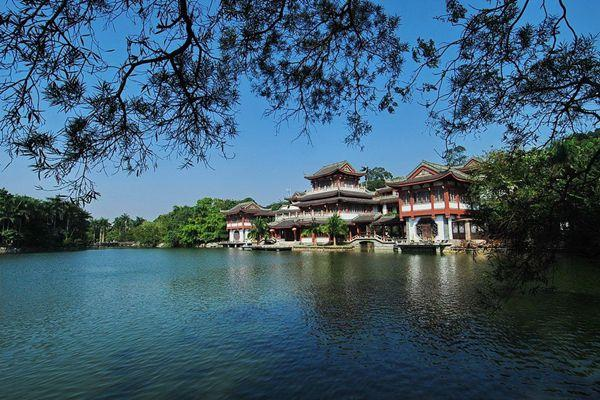 2021广西青秀山旅游攻略 广西青秀山门票价格