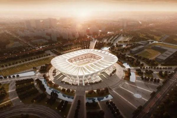 苏州专业足球场最新消息-规划