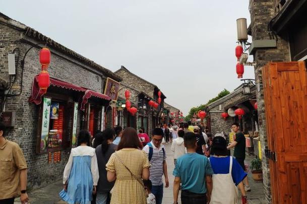 2021扬州东关街什么时候恢复开放9月