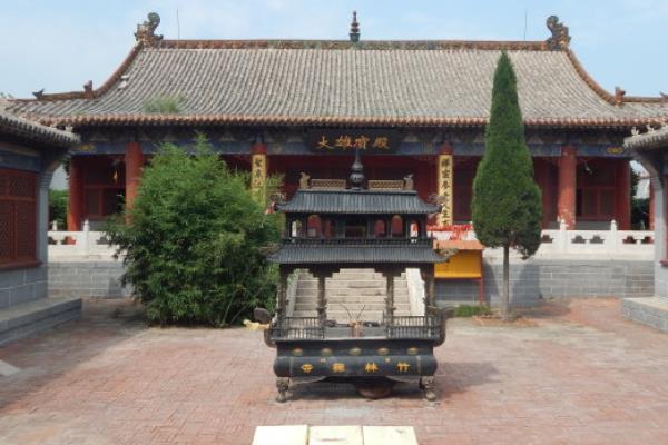23021衡水竹林寺门票多少钱地址及攻略