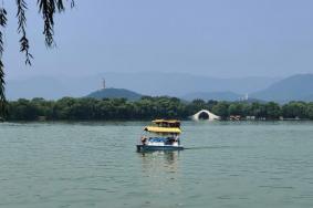 北京哪里可以游船  北京游船地點推薦