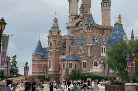 2021上海旅游節迪士尼半價活動