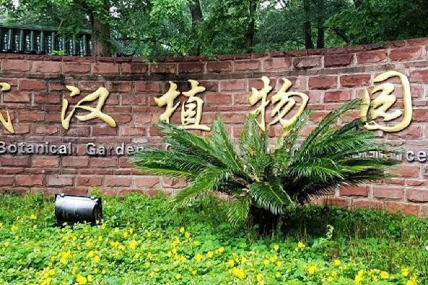 十月份的武漢植物園好玩嗎