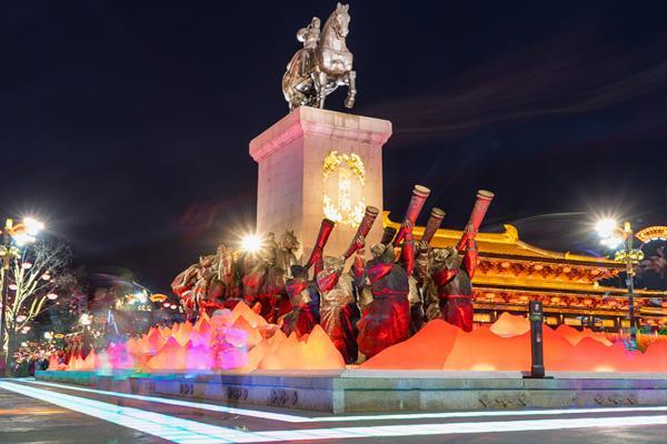 2021西安大唐不夜城最新演出时间-新增演出节目
