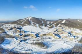 2021-2022长白山滑雪场开放时间
