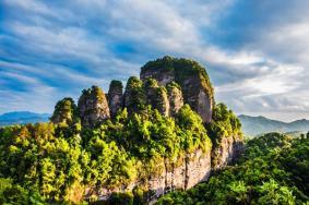 梅州五指山门票及旅游攻略