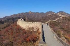 2021北京八达岭长城红叶最佳观赏时间