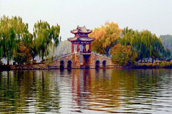 北京颐和园赏秋攻略
