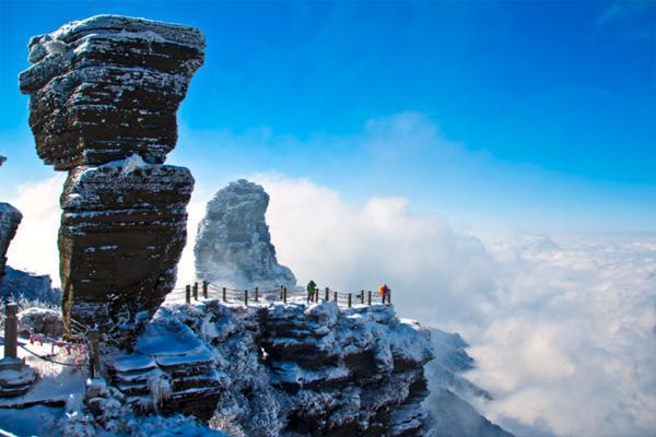 梵凈山下雪了嗎2021 冬天去梵凈山好玩嗎